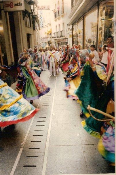 Folcloric Dancers