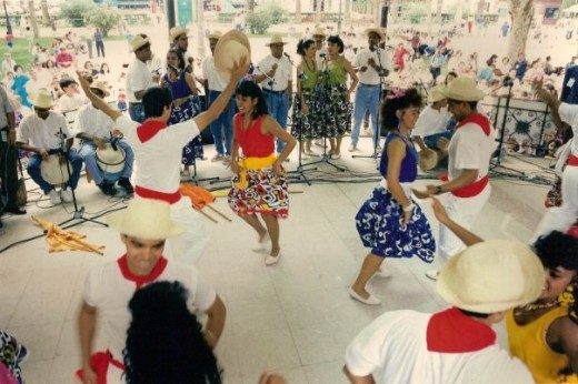 AfroAmerican Dance