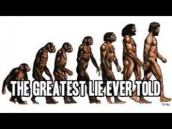 FOOLISHNESS ABOUT EVOLUTION