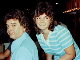 I saw Joni and her Dad sing their hit in Providence where they filled a massive auditorium at a time, and in a land where Country music was not king.  I have exchanged a few pleasant Emails with Joni who is co owner of Conway Twitty United LP