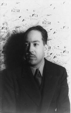 "Langston Hughes' ""Madam's Calling Cards"""
