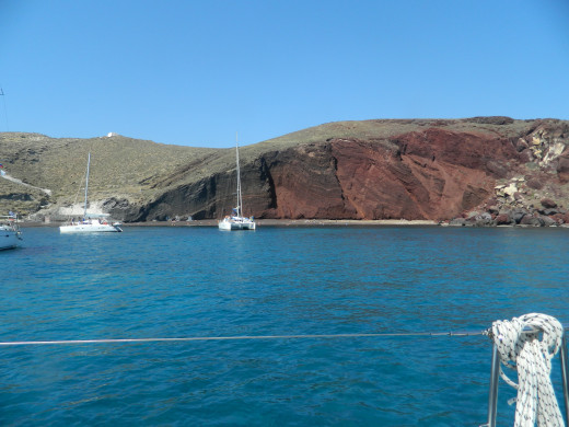 A sailing holiday Greece is so peaceful & relaxing