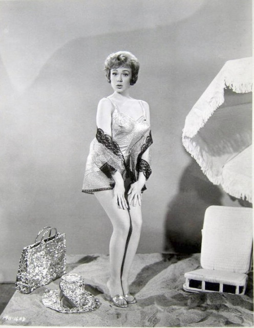 Press photo of Edie Adams for the film