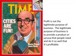 How profit works and how you can make a good living without profit.
