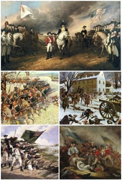 Battles of Lexington and Concord - American Revolutionary War