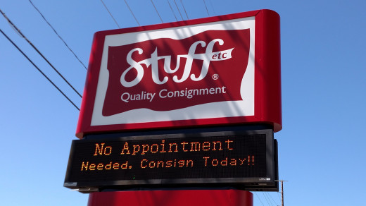 Consignment Stores- The Easy Way to Get Cash For Your Stuff!