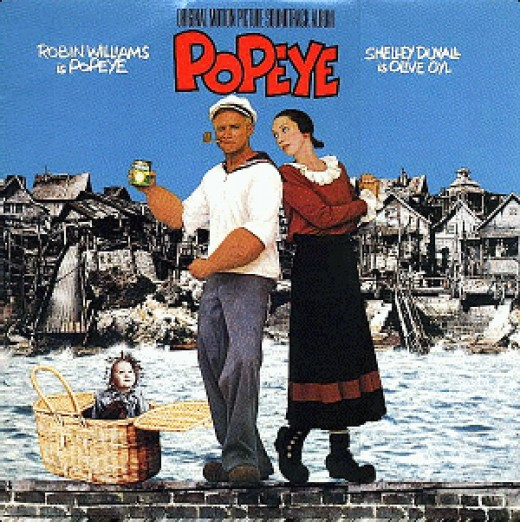 Film version with Robin Williams and Malta