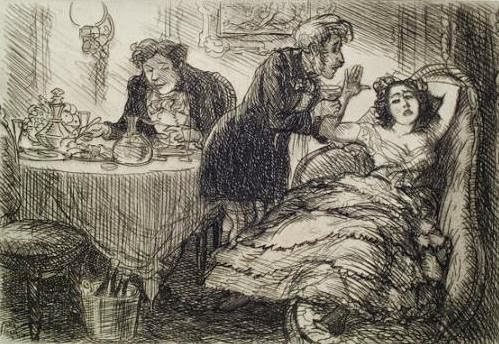 To the Victorians, hysteria was a woman's problem.