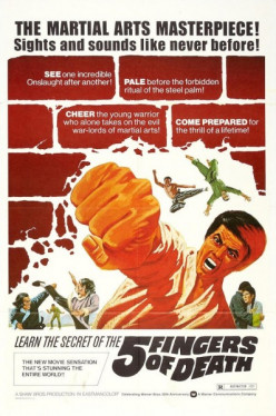 Grindhouse Double Feature - Episode  Three : King Boxer and The Street Fighter