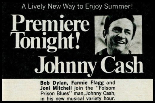 Vintage TV Guide Ad.