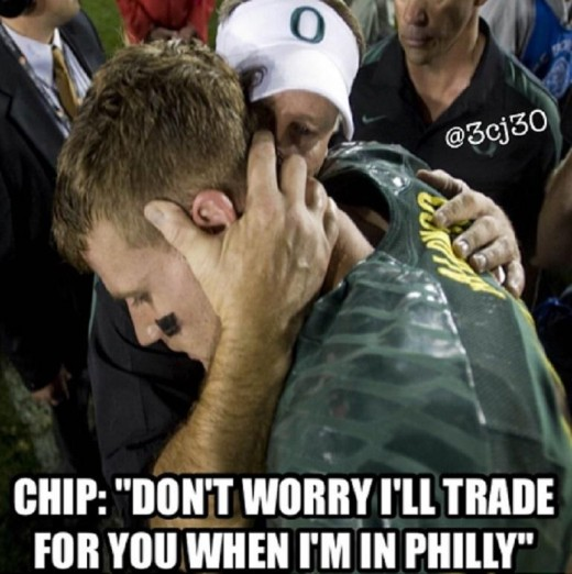 Chip Kelly might have traded a little too much to get Kiko Alonso, don't you think?