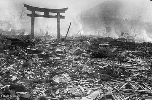 Nagasaki Bombing Aftermath