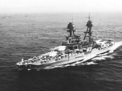 Explaining U.S. Navy warship types