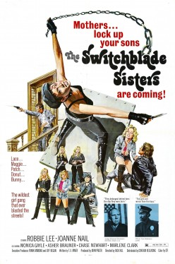 Grindhouse Double Feature - Episode Five : Switchblade Sisters and Coffy