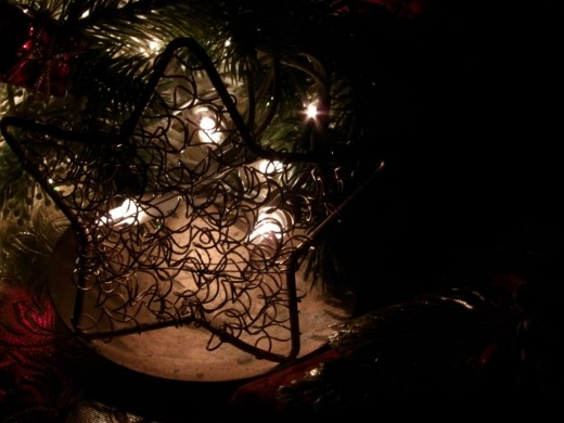 Like this star, you can still shine at the holidays, just in your own special way.