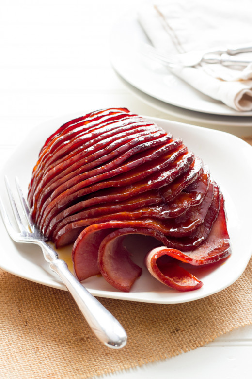 spiral sliced slow-cooker ham