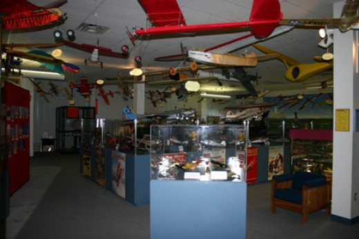 Academy of Model Aeronautics Museum