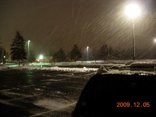December 5, 2009, Virginia.