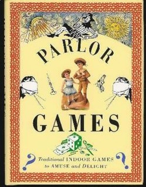 Parlor Games book cover