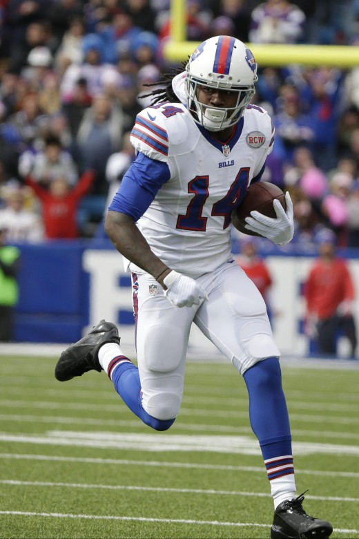 Buffalo Bills WR Sammy Watkins