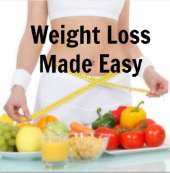 Easy ways to lose weight naturally without difficult diets and extreme exercises