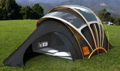 Camping equipment, solar and wind up camping equipment,