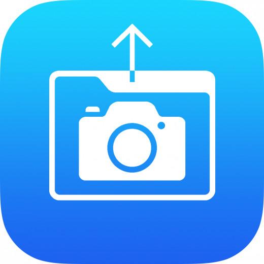 pixOrga Camera App Icon