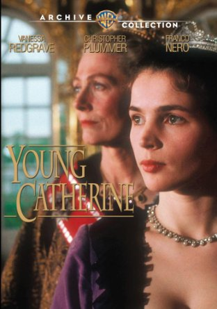 Young Catherine  - Image is from amazon.com