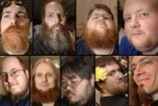 Different Types Of Beard.
