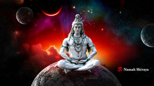 Lord Shiva, The God of Gods