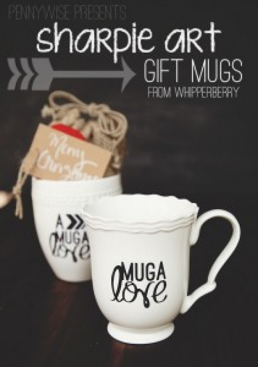 Your loved ones will enjoy drinking their cup of coffee with this cool mug.