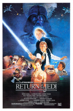 Film Review: Star Wars Episode VI: Return of the Jedi