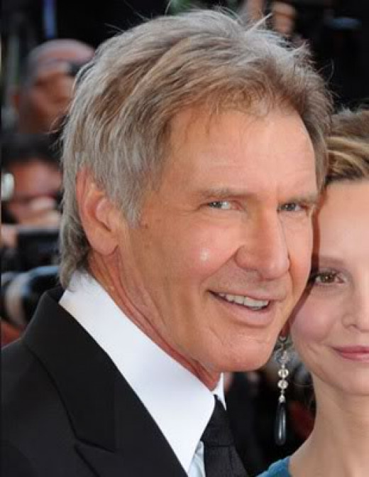 Harrison Ford As He Is Today.