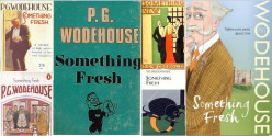Review: Something Fresh by  P.G. Wodehouse