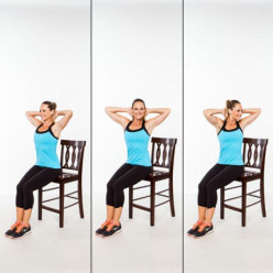 Seated Core Exercises