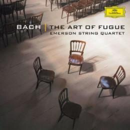 Bach: Art of Fugue for String Quartet Johann Sebastian Bach (Composer), Emerson String Quartet (Orchestra)