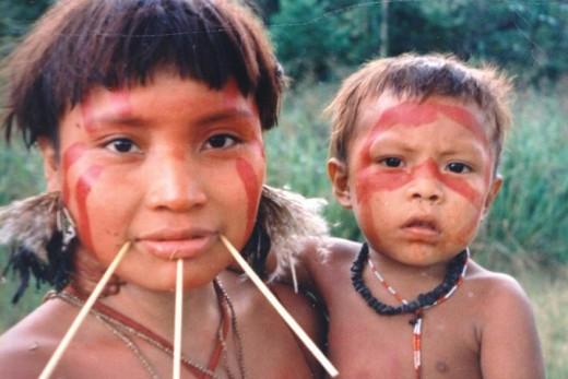 Yanomami - Venezuelan Aboriginal Community