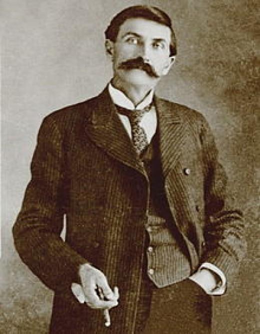 Pat Garrett 1850-1908