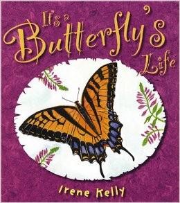 It's a Butterfly's Life by Irene Kelly