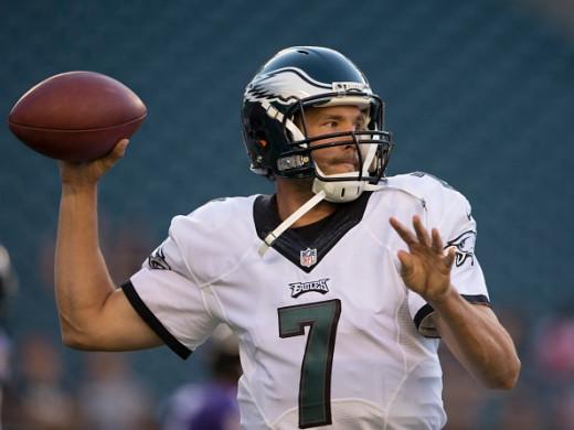 Philadelphia Eagles QB Sam Bradford