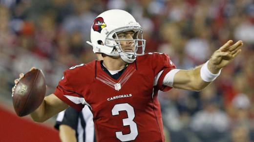 Arizona Cardinals QB Carson Palmer
