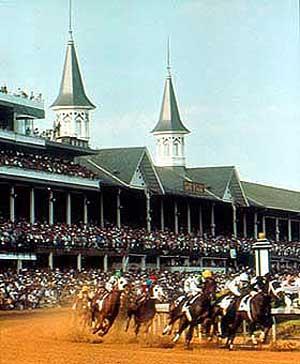 Louisville: Churchill Downs