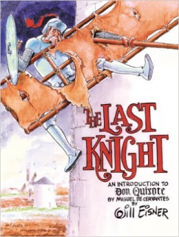 The Last Knight by Will Eisner