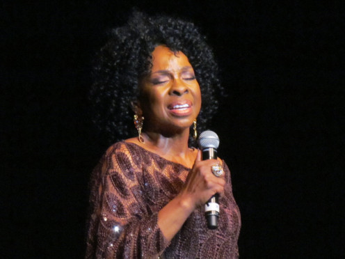"Gladys Knight, captivated her audience with major hits such as ""Midnight Train to Georgia,""  and ""I Heard It Through the Grapevine."""