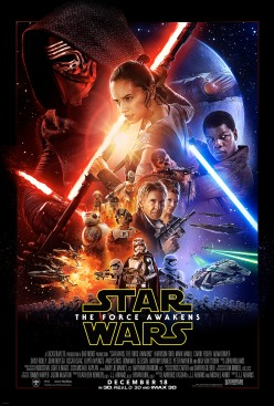 Movie Review: Star Wars The Force Awakens (Spoiler* Free)