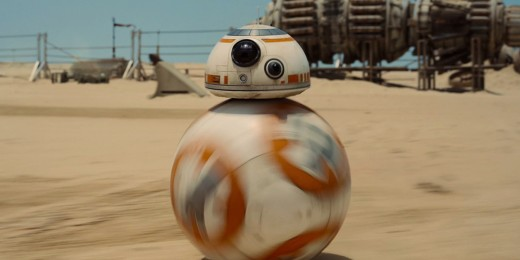 BB-8, your new plucky droid sidekick