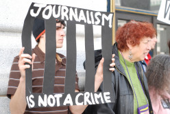 Free the Jailed Journalists: Why Media Men and Women Ought to Be Liberated