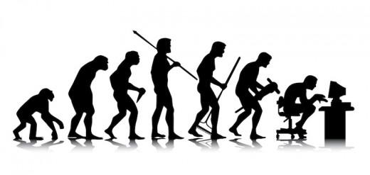 Evolution -- Not a Straight Path