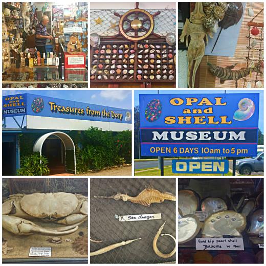 Opal & Shell Museum