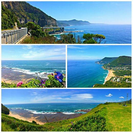 The Scenic Coastal drive